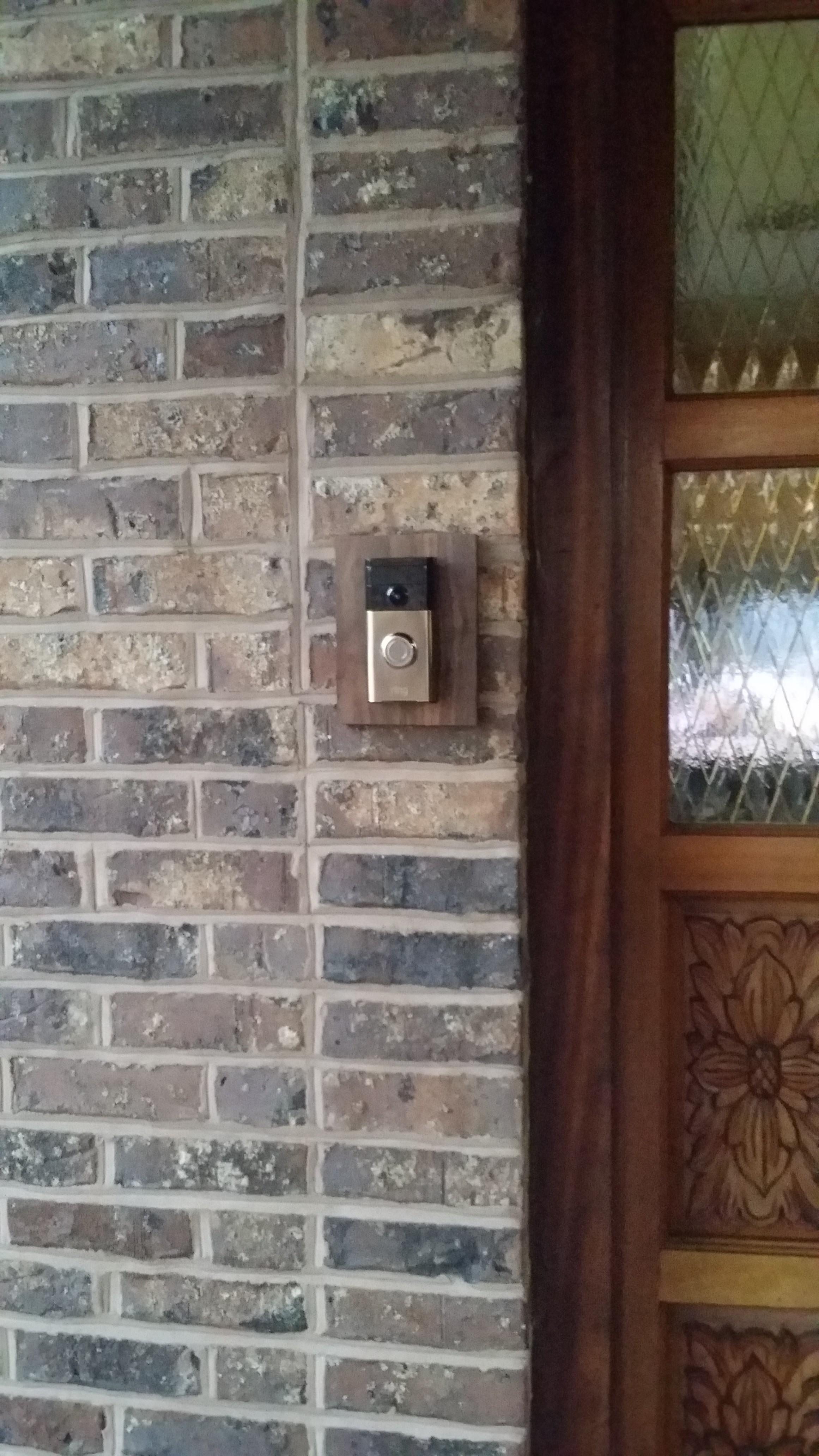 Ring Doorbell Installation Jason Miller