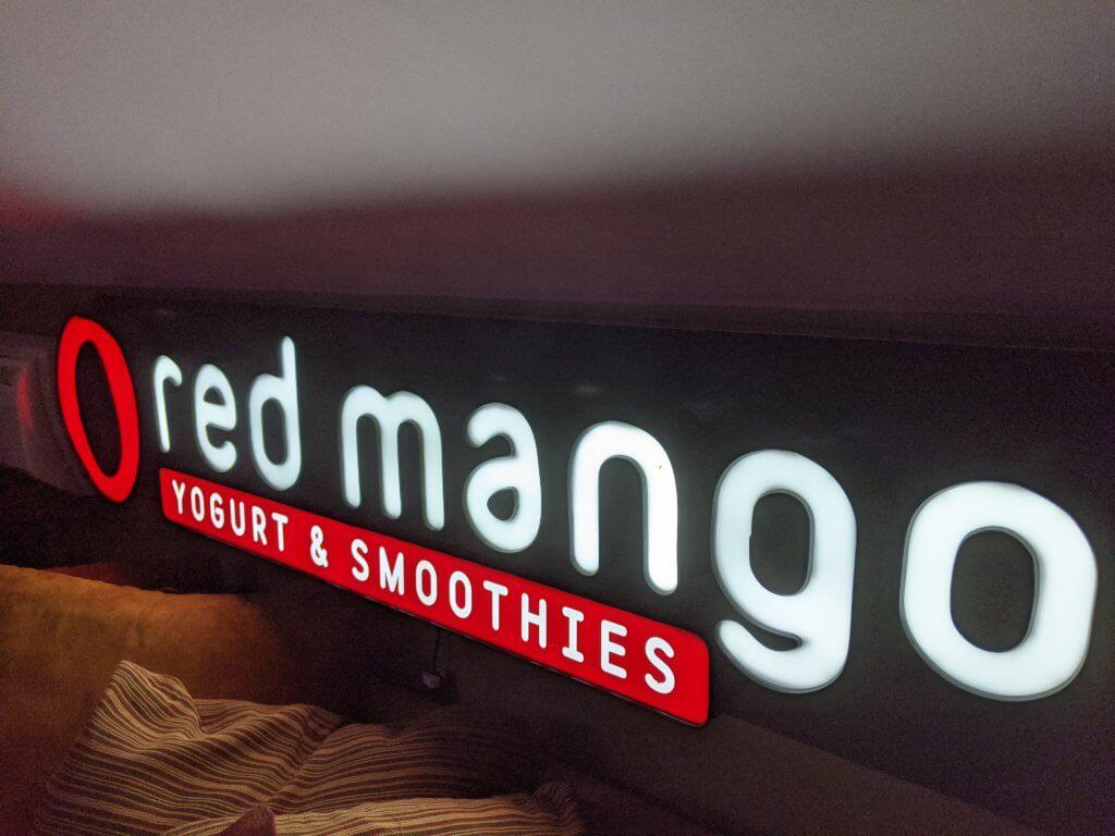 reg mango yogurt