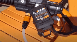 worx power cleaner