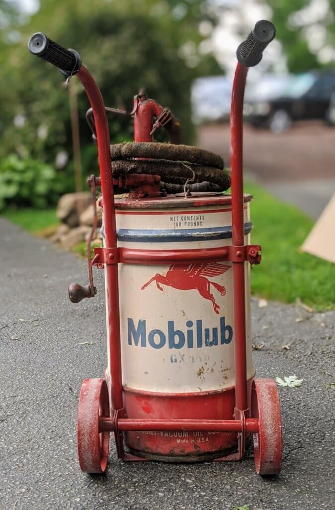 mobilube lubester