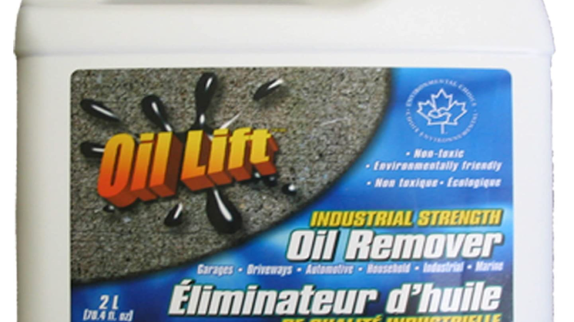 Oil Lift Oil Stain Remover
