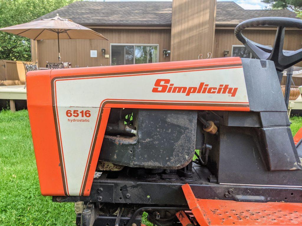 1988 Simplicity 6516