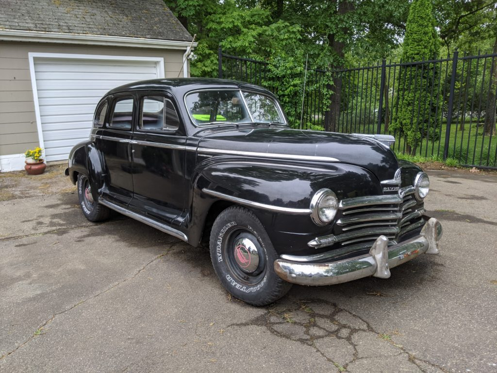 1948 Plymouth Special Deluxe 3