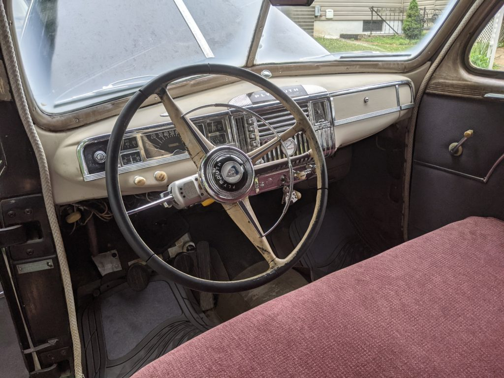 1948 Plymouth Special Deluxe 4