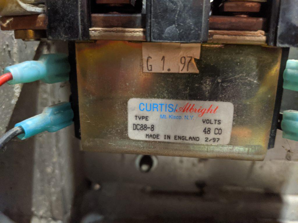 1981 Comutacar Electrics 2