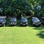 Jason Miller's Land Rover Collection