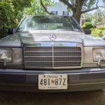 1987 Mercedes Benz 300E W124