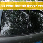 Range Rover rear wiper