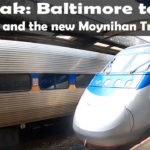 Baltimore to NYC on Amtrak