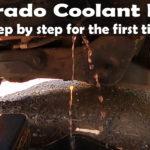 Chevrolet Colorado Coolant Flush