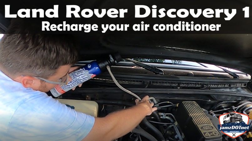 Discovery 1 AC Recharge