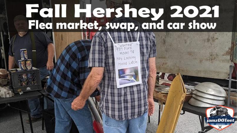 Hershey 2021 flea market and swap