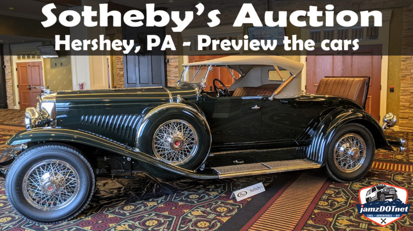 Sothebys Auction in Hershey PA