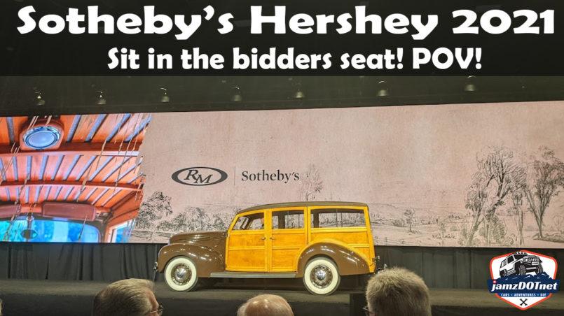 Sothebys Hershey auction POV